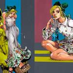 GUCCI|荒木飛呂彦の特別描き下ろしマンガが全世界のグッチ直営店のウィンドウを飾る