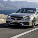 今度の「E 63 AMG」は、パワーアップに対応した4WDを採用|Mercedes-Benz