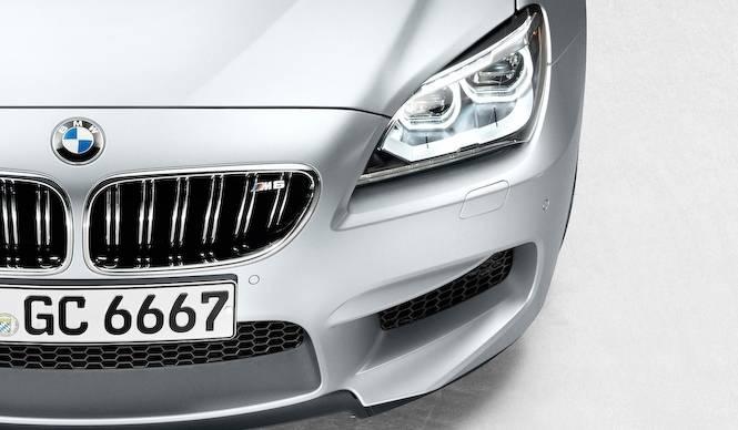 BMW M6グランクーペの国内予約を開始 BMW