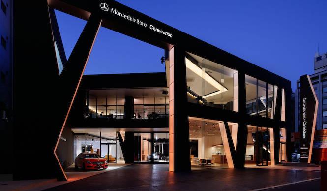 メルセデス・ベンツ コネクションがリニューアル|Mercedes-Benz