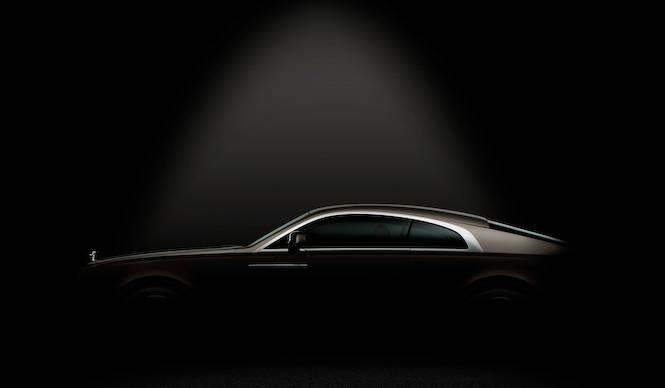 次なるロールス・ロイスがジュネーブに登場する! Rolls-Royce