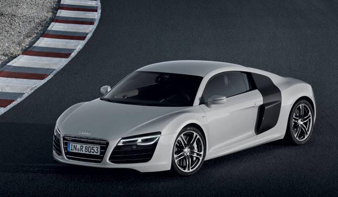 リファインを受けたR8が日本上陸|Audi