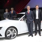 デトロイト現地リポート|Audi