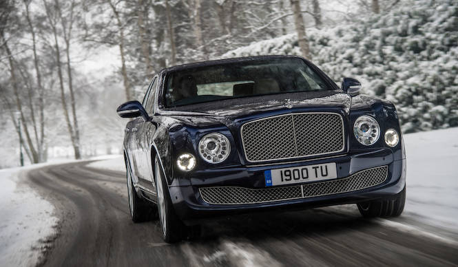 ミュルザンヌ2014年モデルはさらに快適に|Bentley
