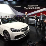 デトロイト現地リポート|Mercedes-Benz