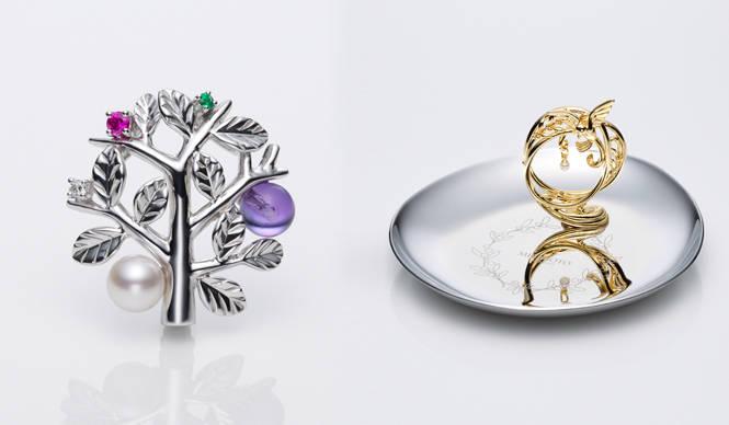 MIKIMOTO|真珠発明120周年記念チャリティジュエリー発売