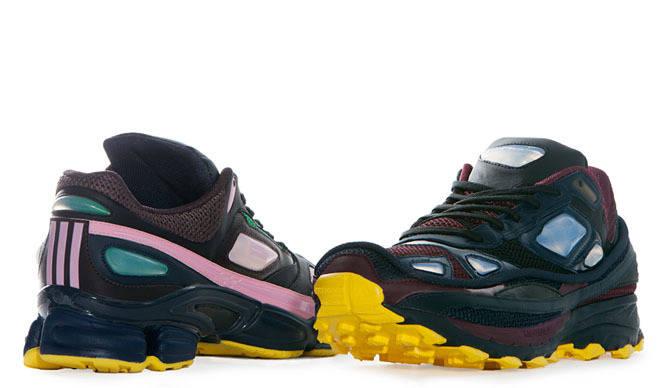 adidas|斬新なフォルムとカラーの「adidas by Raf Simons」リミテッドシューズ