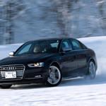 雪上で知るアウディ クワトロ|Audi