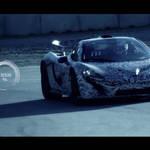 マクラーレン P1の走行映像が公開|McLaren