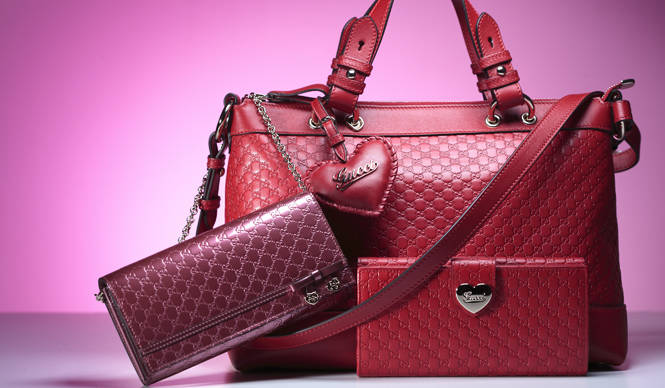 huge discount 088c5 2b34d GUCCI|ロマンティックな季節を彩る新作バッグ&ウォレット ...