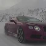 ベントレーとスキーをめぐる物語|Bentley