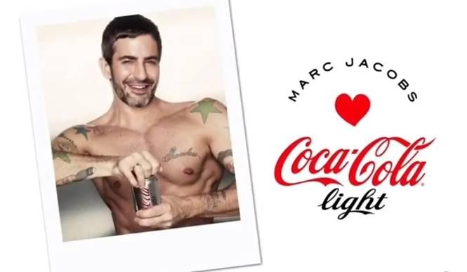MARC JACOBS|コカ・コーラ ライトのクリエーティブ ディレクターに