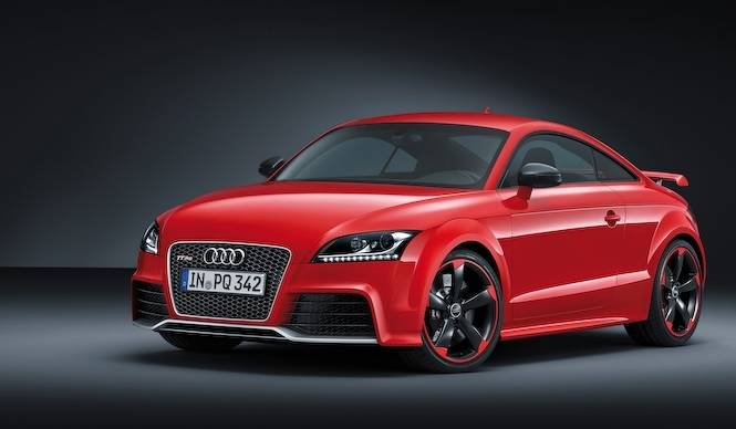 歴代最速のTT 日本上陸|Audi