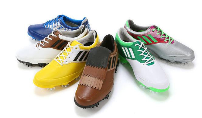 "adidas|""mi adidas""にゴルフシューズ「adizero tour」登場"