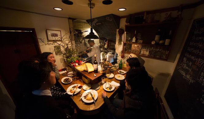 角田陽太|東京の酒場を案内する「東京浪漫酒場」第二回 学芸大学「Cignale Enoteca」