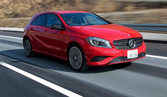 Aクラス 国内試乗|Mercedes-Benz