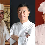 EAT|ハイアット リージェンシー 東京『落合・孫・中嶋 3シェフ 夢の饗宴』