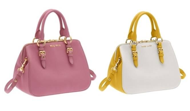 MIU MIU|人気のバッグに限定カラーが登場
