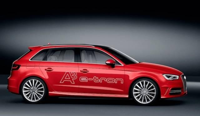 アウディ あらたなA3 Sportback e-tronのスペックを公開|Audi