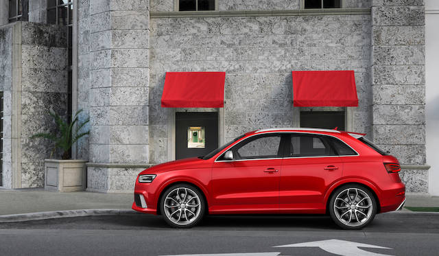 Qシリーズ初のRS RS Q3市販化|Audi