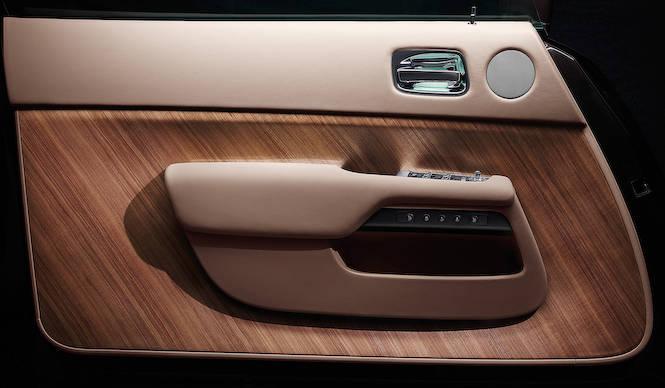 レイスのインテリア|Rolls-Royce