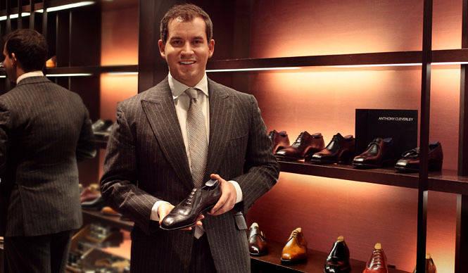 ISETAN MEN'S|英国の名靴ブランド「アンソニー クレバリー」既製靴が伊勢丹新宿店メンズ館デビュー