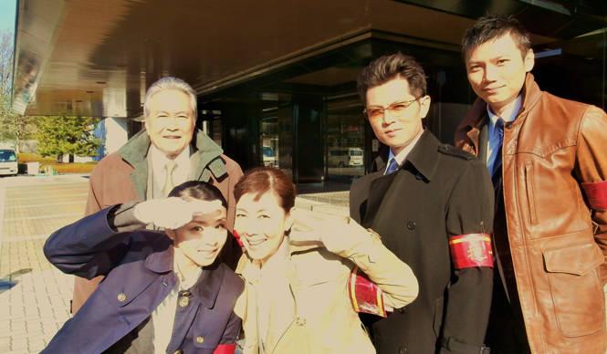 戸田恵子|ドラマにライブ、アンパンマン……年末年始の舞台裏