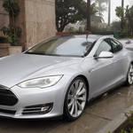 テスラ モデルSをテスト|Tesla