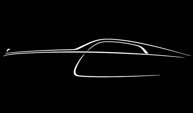 ファストバックのロールス・ロイス|Rolls-Royce