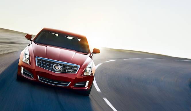 ひと足早く話題の新型「キャデラック ATS」に出会う|Cadillac