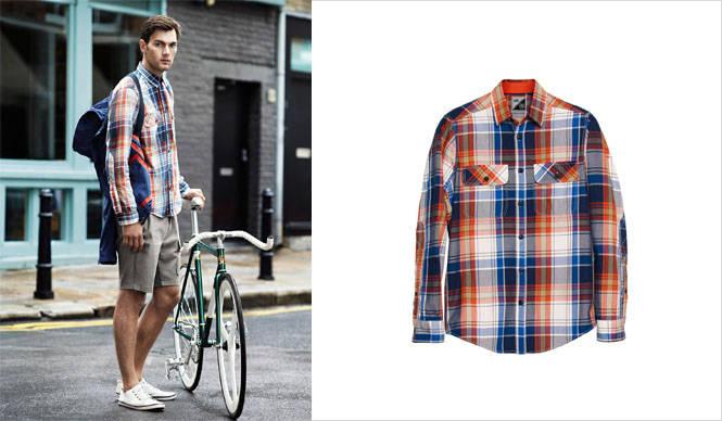 H&M|よりサステイナブルな素材を使用したメンズコレクション「H&M for BRICK LANE BIKES」3月7日発売