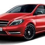 Bクラスに2リッターターボエンジンモデル登場|Mercedes-Benz