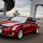 キャデラックATSに試乗|Cadillac