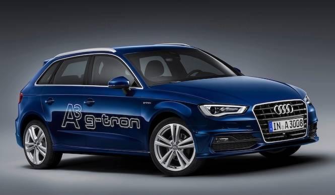 CO2排出量0のアウディ A3|Audi