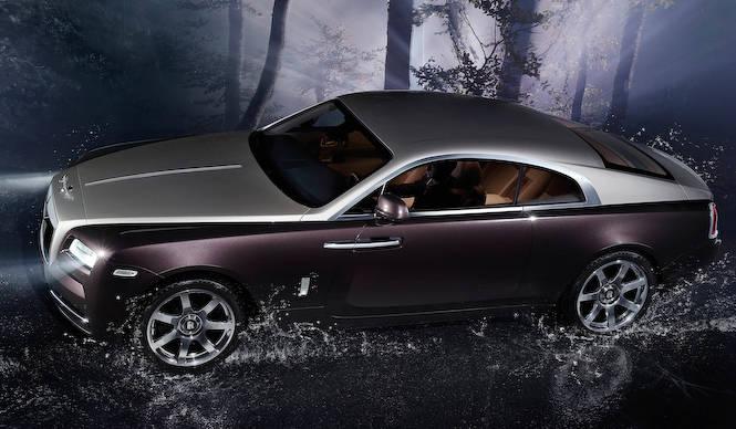 ロールス・ロイス レイス公開|Rolls-Royce