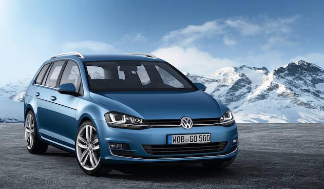 新型ゴルフにヴァリアントを追加|Volkswagen