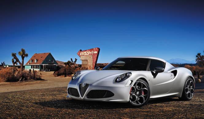 アルファロメオ 4C Launch Edition発表|Alfa Romeo