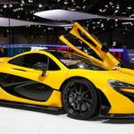 ジュネーブ現地リポート|McLaren