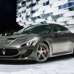 4シーターのグラントゥーリズモ MC ストラダーレ登場|Maserati