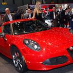 ジュネーブ現地リポート|Alfa Romeo