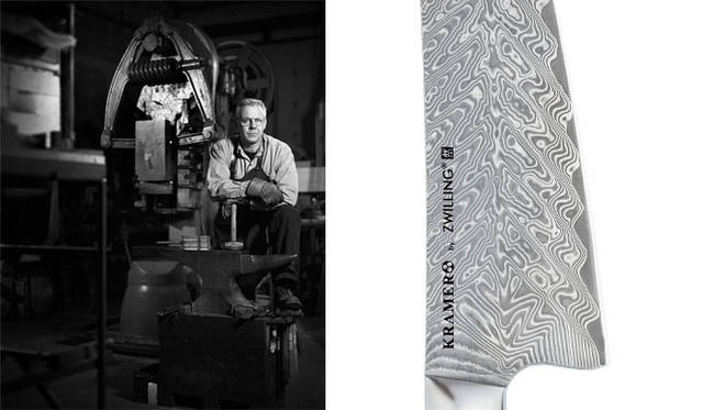 ZWILLING|世界最高のナイフビルダーと日本工場が生み出した「ボブ・クレイマーシリーズ」発売