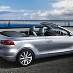ゴルフ カブリオレ、ナビなどを標準装備|Volkswagen