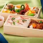 CONRAD TOKYO|テイクアウトのお花見弁当「息吹」を1日5個限定で販売