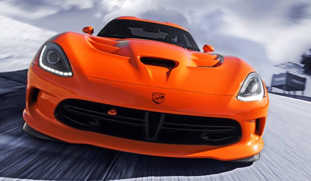 SRTバイパーの高性能版 TA発表|SRT