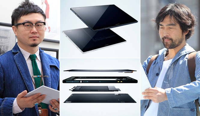 Xperia™ Tablet Zだからできること
