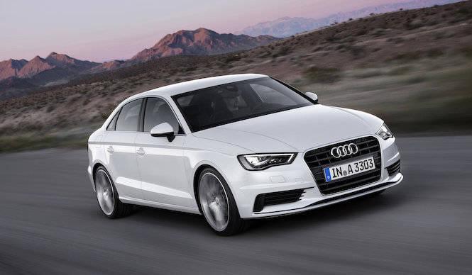 アウディA3にセダン登場|Audi