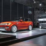 新型レンジローバー スポーツの詳細|Range Rover