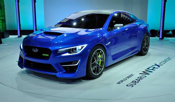 スバル「WRX」がワールドプレミア|Subaru