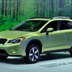 スバル XV クロストレック ハイブリッドがワールドプレミア|Subaru