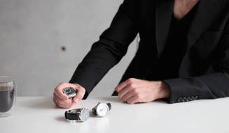 My Own Watch あなたの時計見せてください ニコライ・バーグマン × タグ・ホイヤー グランドカレラ